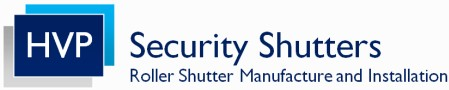 HVP Security Shutters - Roller shutter manufacture and installation