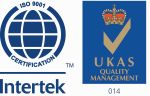 Intertek UKAS logo